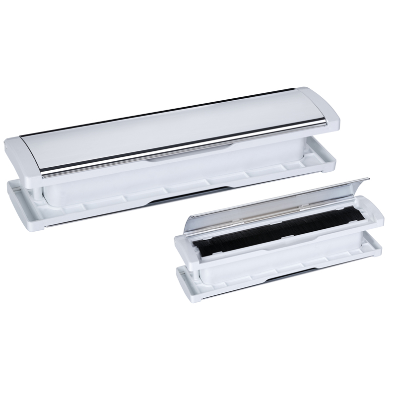 Patented new Aluminiu mail slot-full size cover