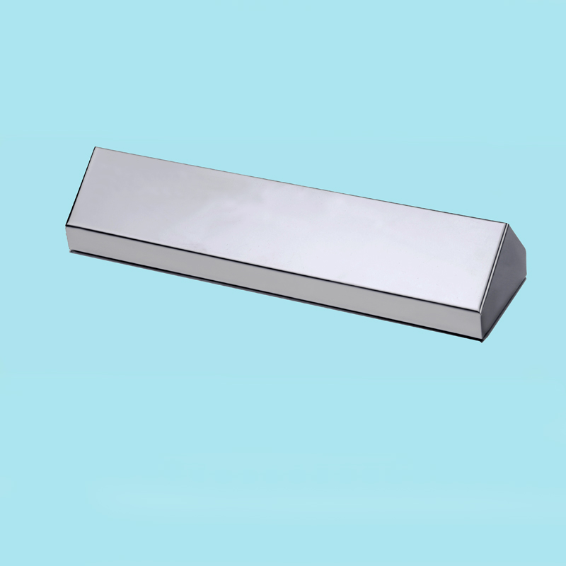 Patented new stainless steel mail slot casing